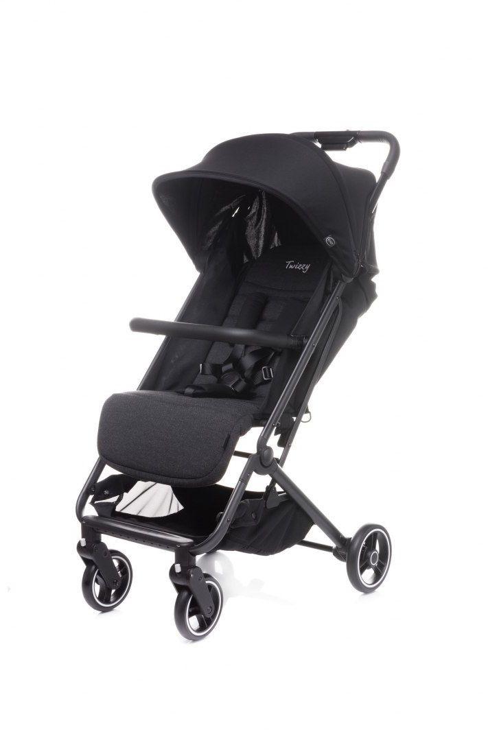 Wózek spacerowy Twizzy Black 4BABY