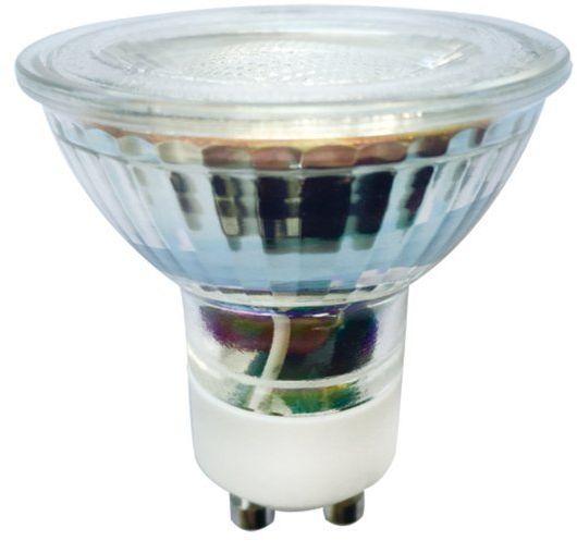 Żarówka LED line GU10 SMD 220-260V 5W 410lm 50 biała zimna 6500K