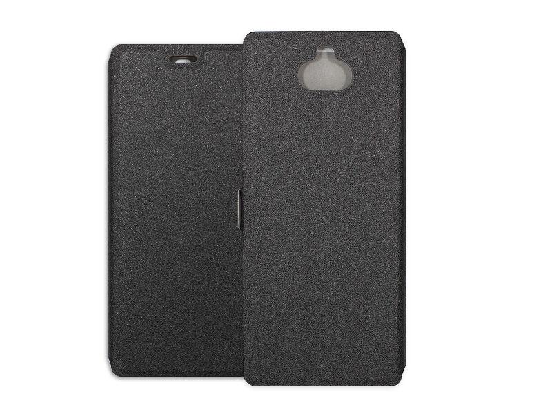 Sony Xperia 10 - etui na telefon Wallet Book - czarny
