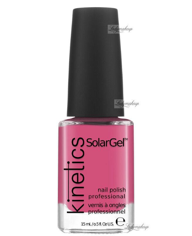 Kinetics - SOLAR GEL NAIL POLISH - Lakier do paznokci - System Solarny - 066 HOT SPOT