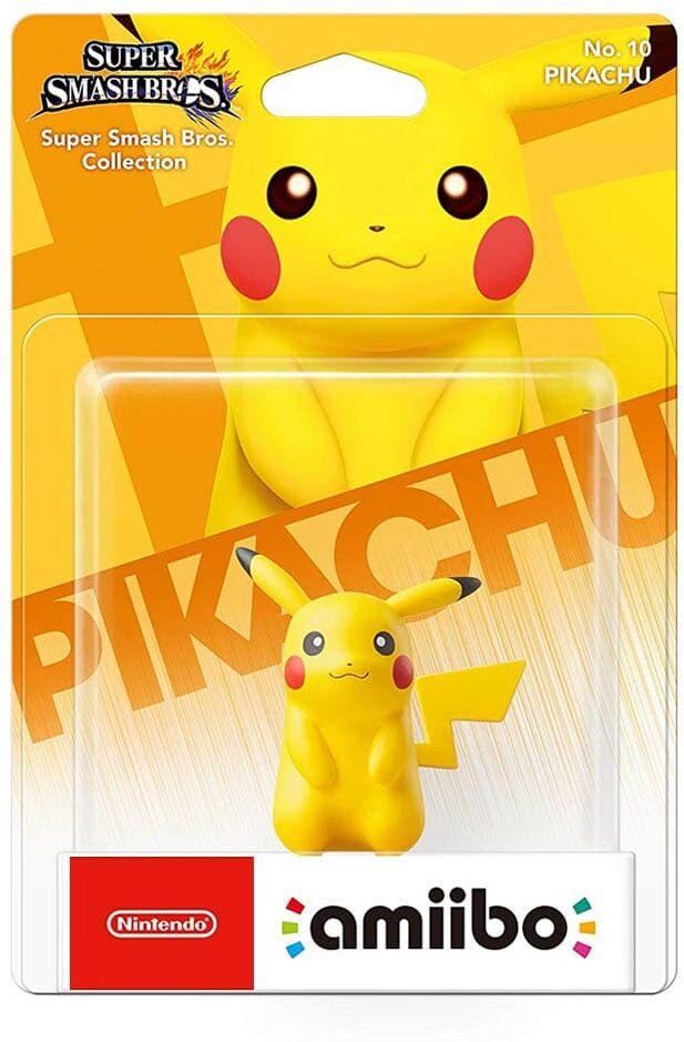Pikachu No. 10 / Figurka Amiibo / Warszawa / 533 111 700