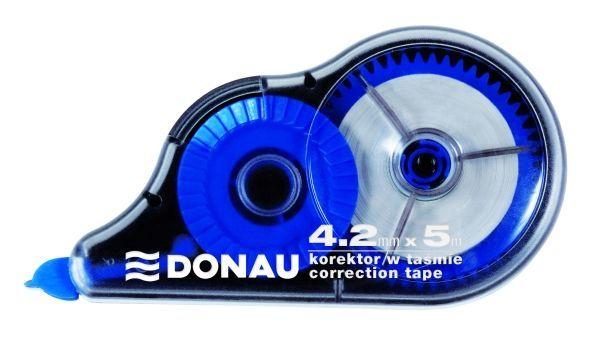 Korektor w taśmie DONAU 5 m X 4,2 mm - X01619