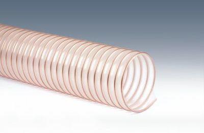 Wąż odciągowy elastyczny Pcv lekki fi 115