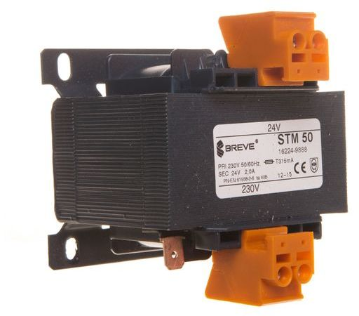 Transformator 1-fazowy STM 50VA 230/24V 16224-9888