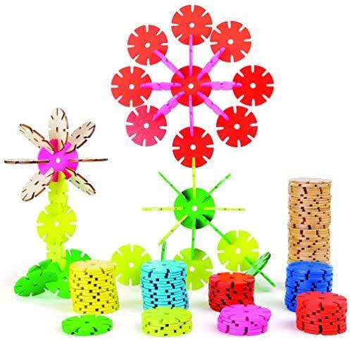 Small Foot 10415 gra łącząca kwiaty