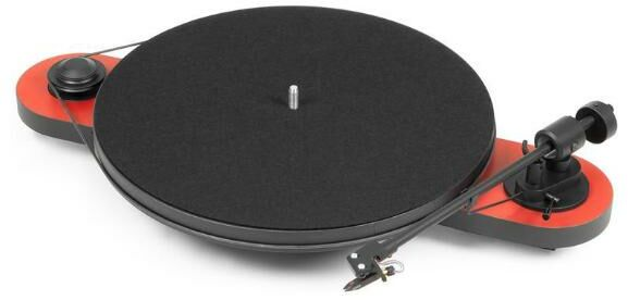 Pro-Ject Audio System Elemental (czerwony) - Kup na Raty - RRSO 0%