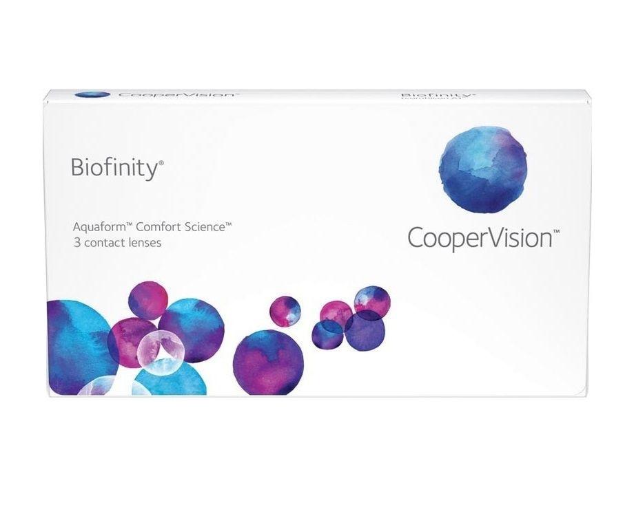 Biofinity with Aquaform 6 sztuk
