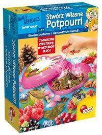 Mały Geniusz - Stwórz własne Potpourri - Lisciani