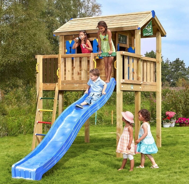 Domek Jungle Playhouse platforma XL Jungle Gym