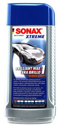 SONAX Xtreme BrilliantWax 1 Hybrid NPT 250ml (201100)