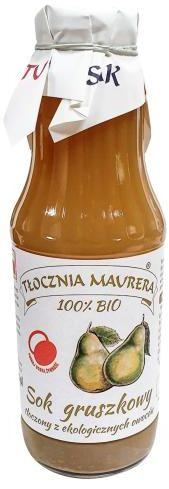 Sok gruszkowy BIO 750 ml Tłocznia Maurera