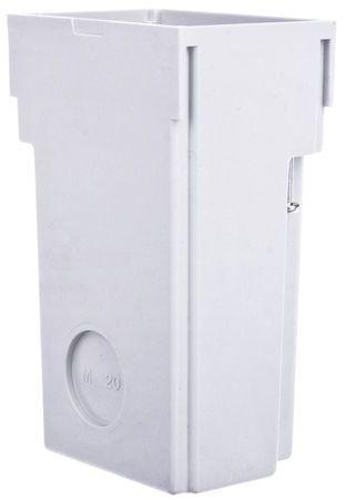 Puszka podtynkowa 1-otwory 22mm M22-H1 216548