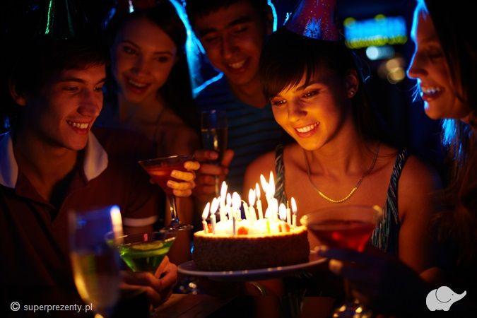 Urodzinowa sesja zdjęciowa