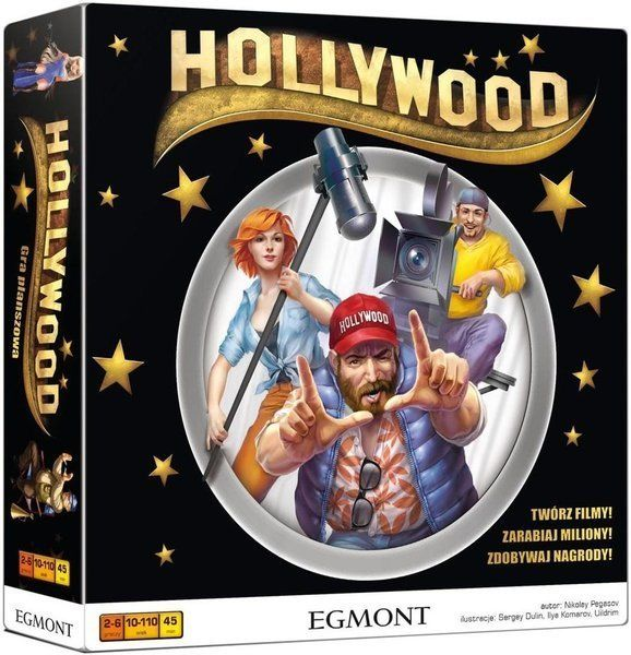 Gra - Hollywood - Egmont