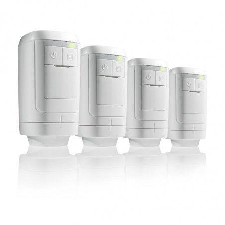 HR914EE - Zestaw 4 szt. głowic termostatycznych evohome - Honeywell HR914EE