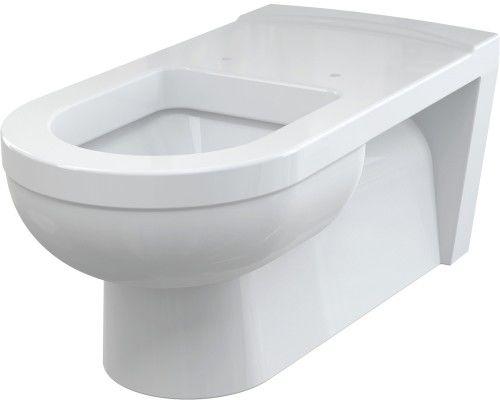 Muszla WC dla osób niepełnosprawnych, Starszych, Z ograniczoną sprawnością ruchową