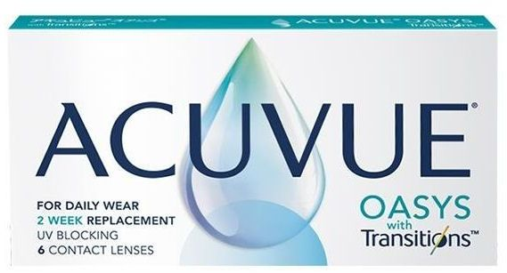 Acuvue Oasys With Transitions 6szt