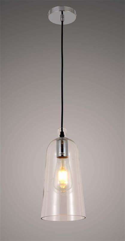 Lumina Duca Nordica nowoczesna szklana lampa wisząca