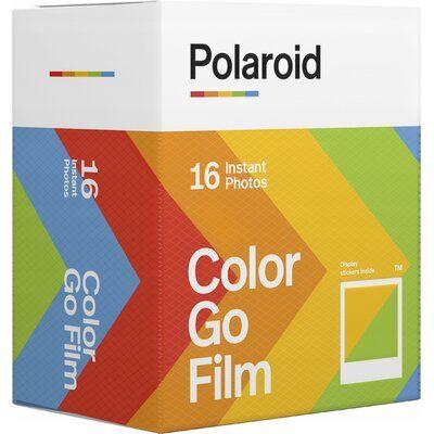 Wkłady do aparatu POLAROID Go Kolor (16 zdjęć)