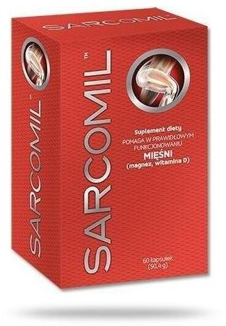 Sarcomil 60 kapsułek