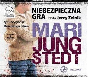 Niebezpieczna gra. Audiobook - Mari Jungstedt