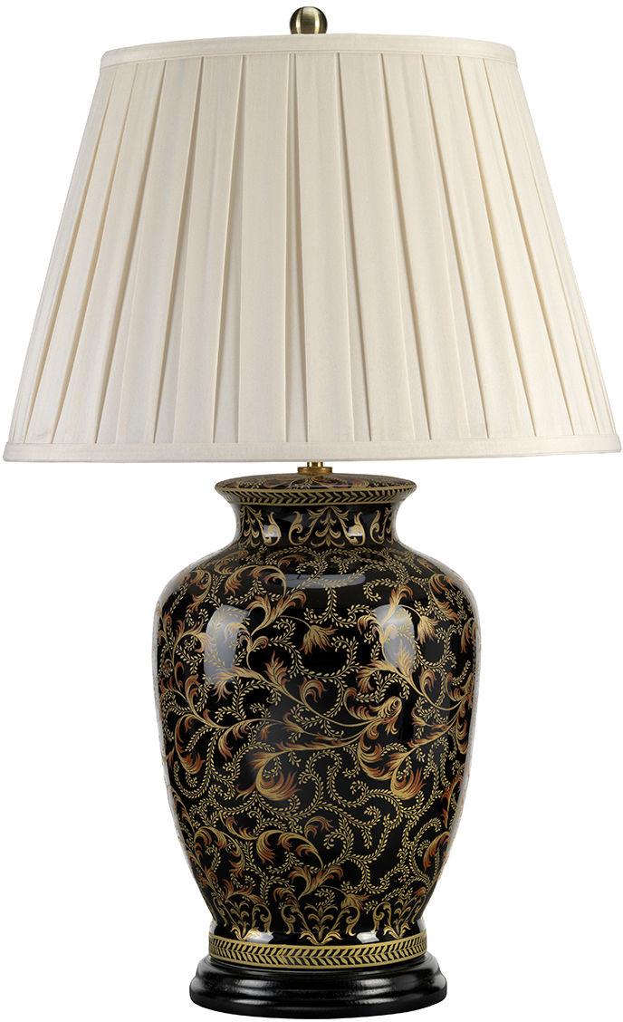 Lampa stołowa Morris Large MORRIS/TL LARGE Elstead Lighting dekoracyjna oprawa w klasycznym stylu