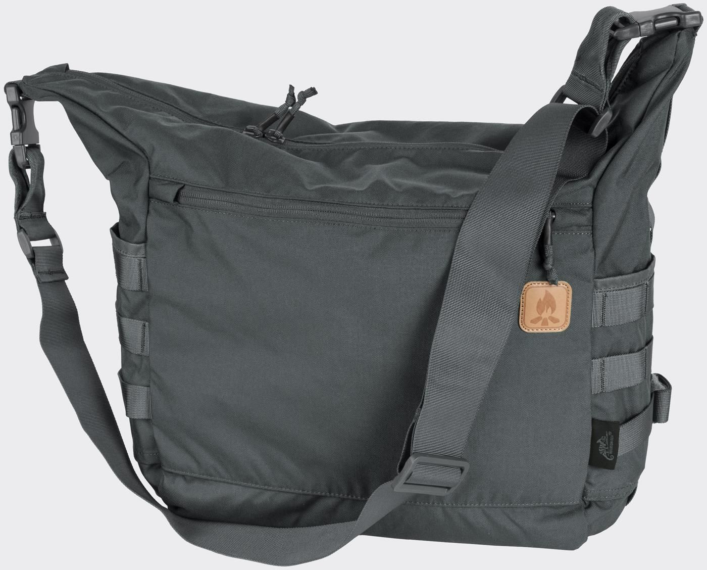 Sakwa Helikon Bushcraft Satchel Cordura Shadow Grey