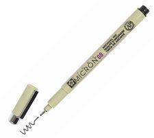 Sakura Pigma 08 Micron Cienkopis 49 Black 0,5mm