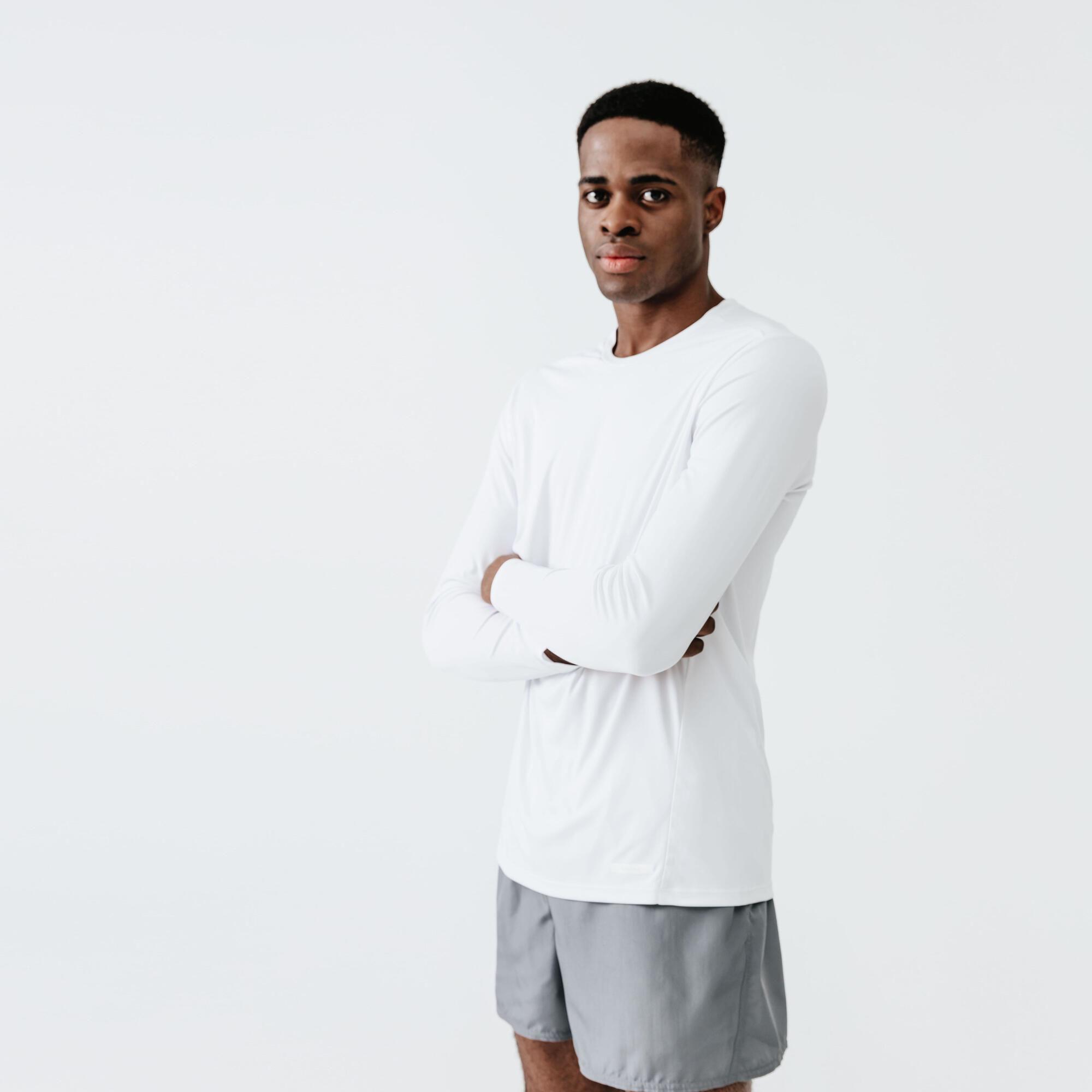 Koszulka do biegania ANTY-UV męska