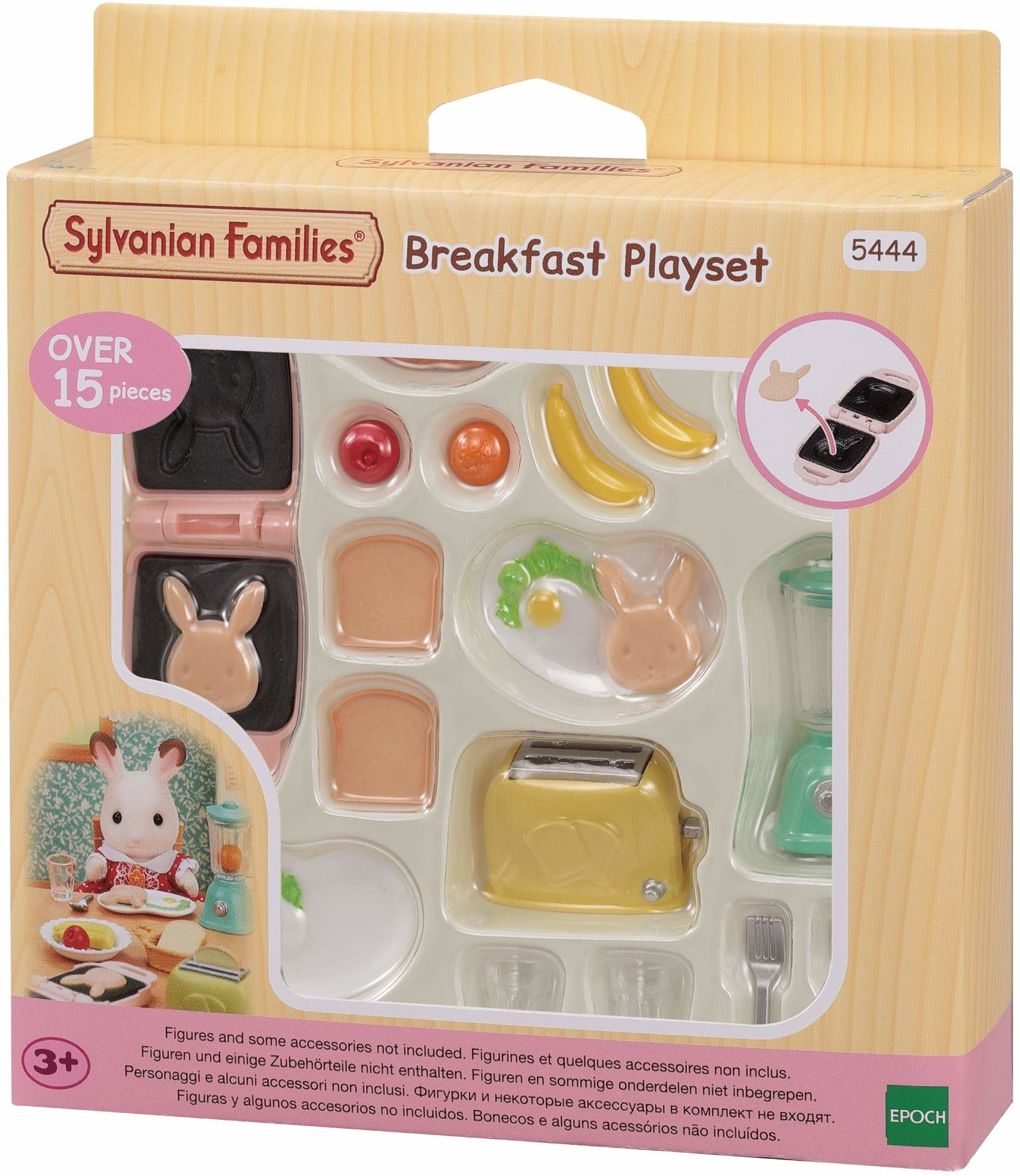 Sylvanian Families 5444 Akcesoria do domu dla lalek