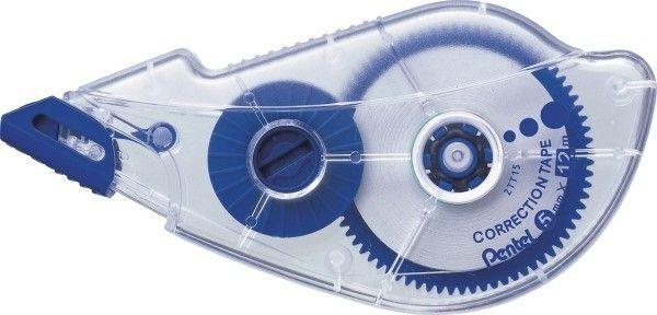 Korektor w taśmie PENTEL ZTT15 12 m X 5 mm (G) - X06883