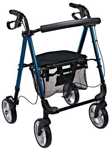 ARmedical Podpórka rehabilitacyjna 4-kołowa aluminiowa PRESTIGE AR-006