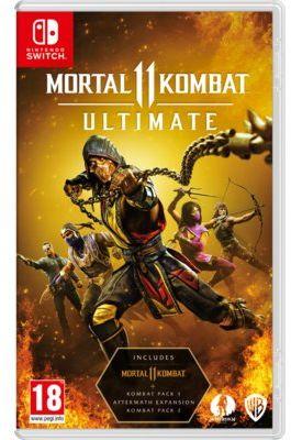 Gra Nintendo Switch Mortal Kombat 11 Ultimate