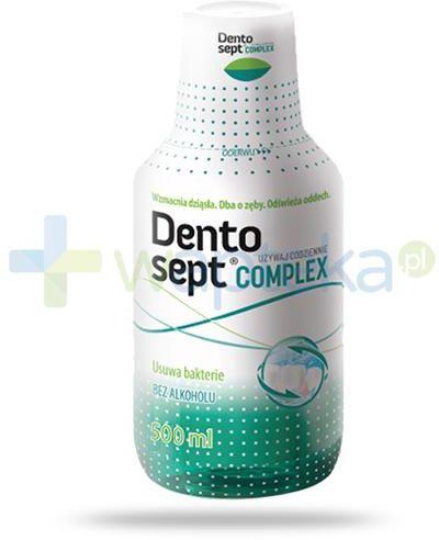 Dentosept Complex specjalistyczny płyn do płukania jamy ustnej 500 ml