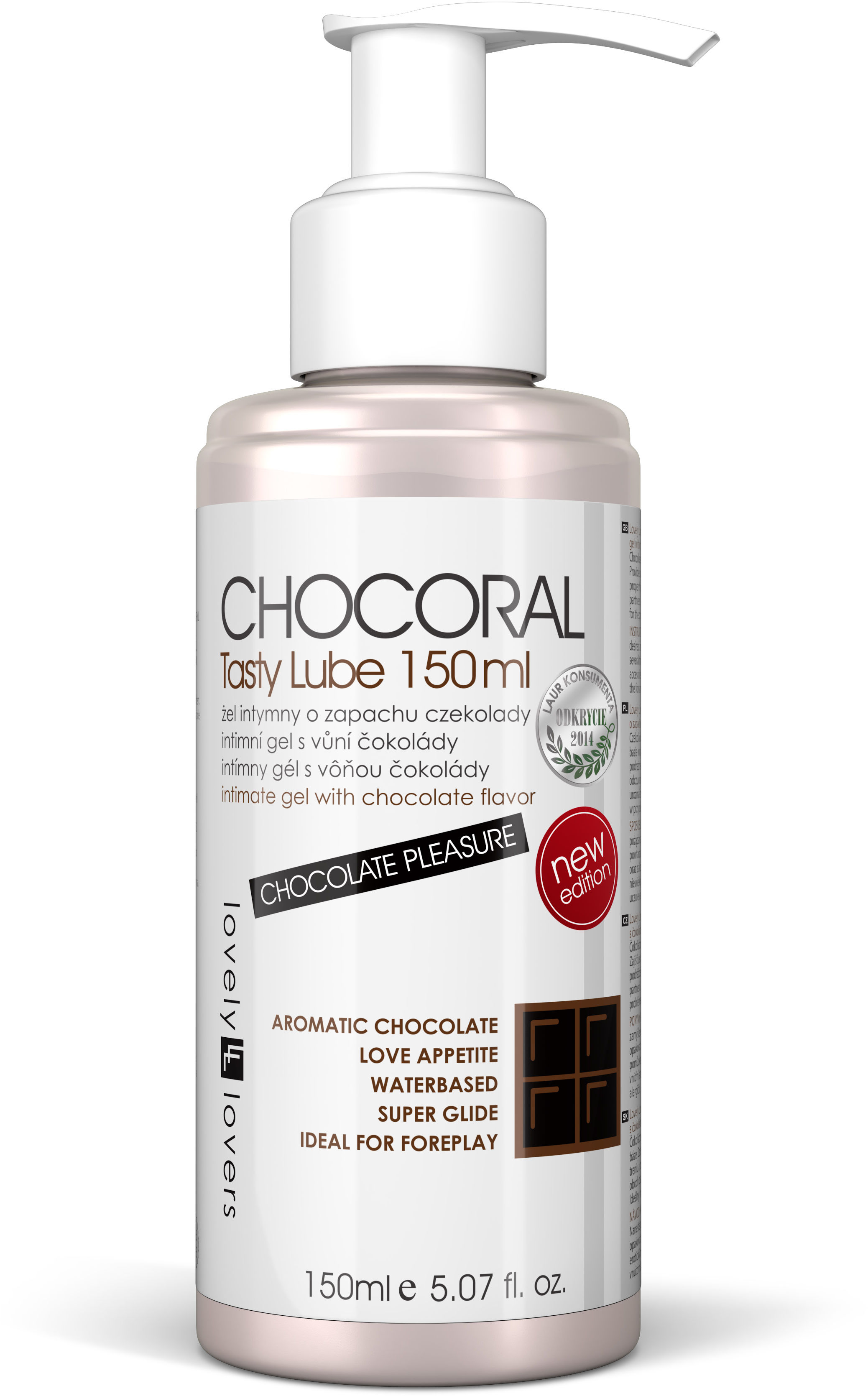 Lovely Lovers Chocoral Tasty Lube 150ml