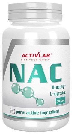 Activlab NAC 500mg 90 kaps