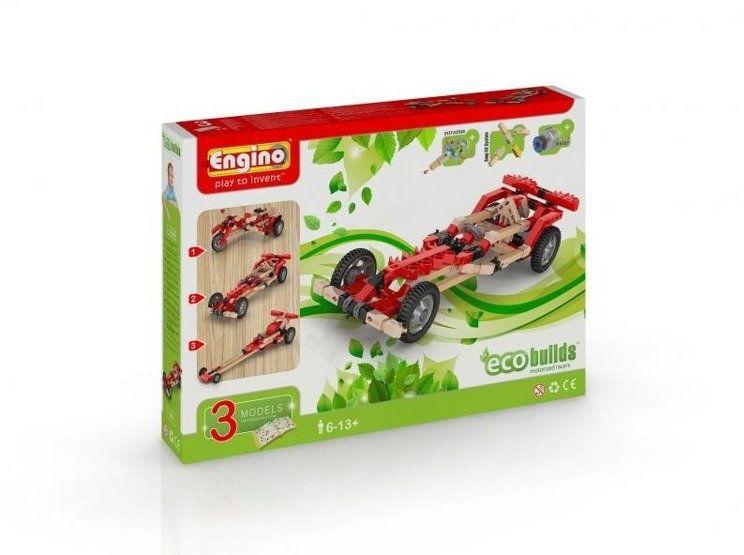 Eco motorized racer- samochody z silniczkiem - Engino