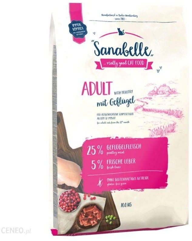 BOSCH Sanabelle Adult Drób 10kg