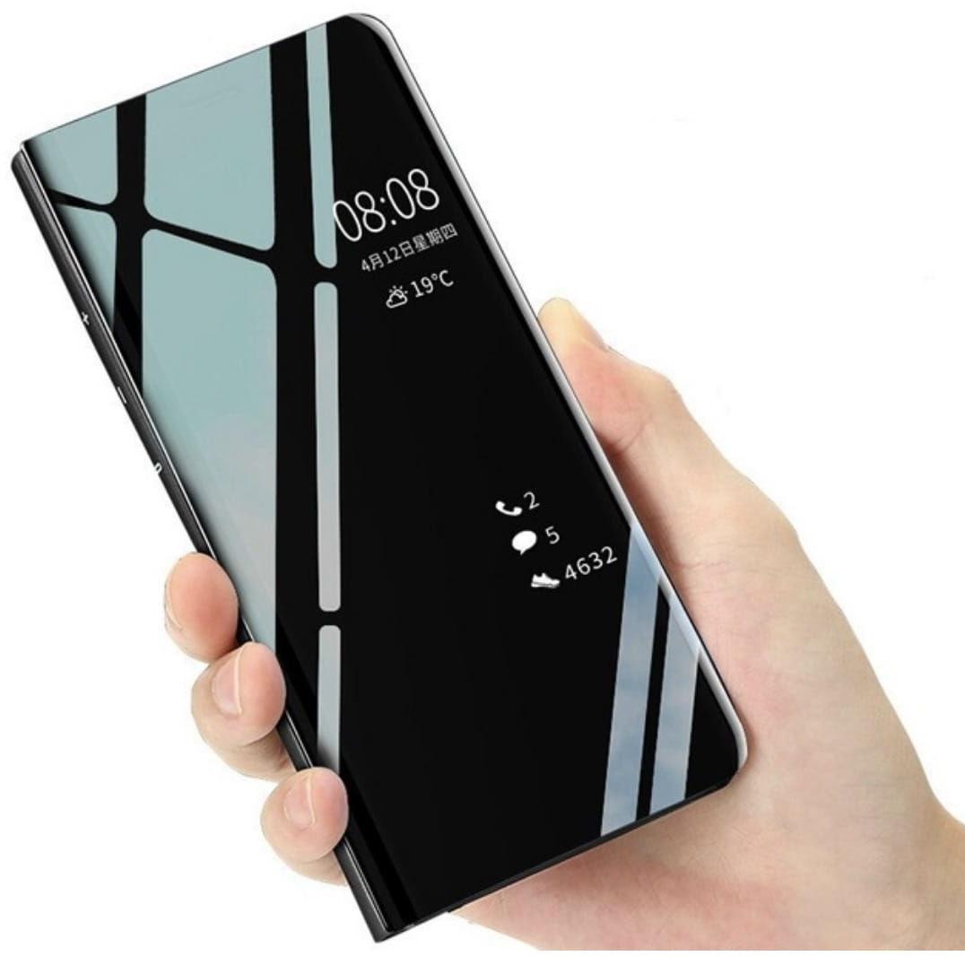 Etui Clear View Samsung Galaxy A50 - 3 kolory