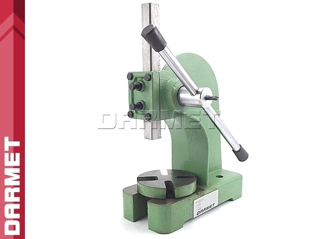 Prasa mechaniczna ręczna stołowa - 3 tony