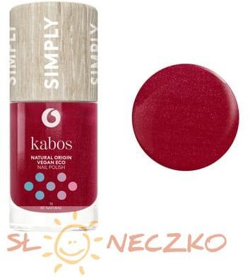 Lakier do paznokci 19 be natural ECO 10ml - Kabos