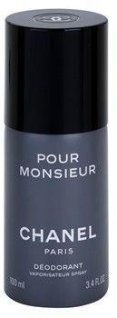 Chanel Monsieur Pour Homme dezodorant w sprayu - 100ml - Darmowa Wysyłka od 149 zł
