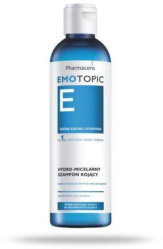 Pharmaceris E Emotopic hydro-micelarny szampon kojący 250 ml emolient