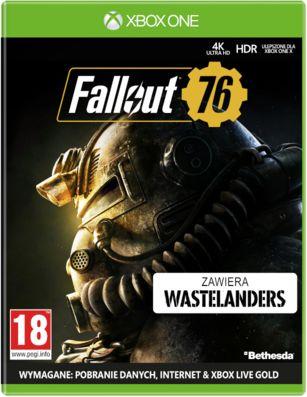 Gra Xbox One Fallout 76. > DARMOWA DOSTAWA ODBIÓR W 29 MIN DOGODNE RATY