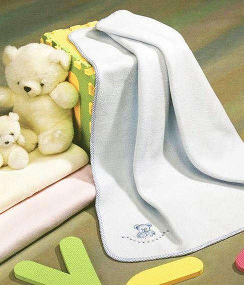 Koc Fetexsa 80x110 Baby Artic Róż 2981