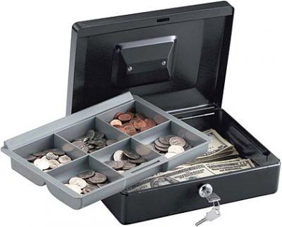 Kasetka metalowa na pieniądze CB-10ML MasterLock