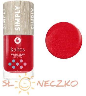 Lakier do paznokci 21 bio-tech ECO 10ml - Kabos
