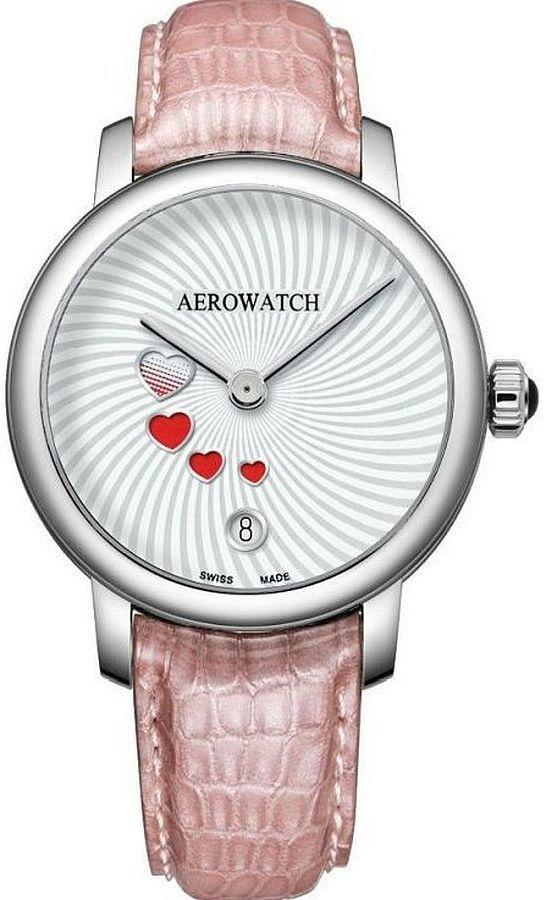 Aerowatch 44938-AA20 > Wysyłka tego samego dnia Grawer 0zł Darmowa dostawa Kurierem/Inpost Darmowy zwrot przez 100 DNI