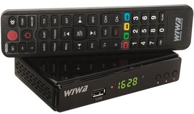 Dekoder WIWA H.265 DARMOWY TRANSPORT!