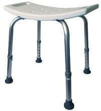 Krzesło prysznicowe bez oparcia AR-202
